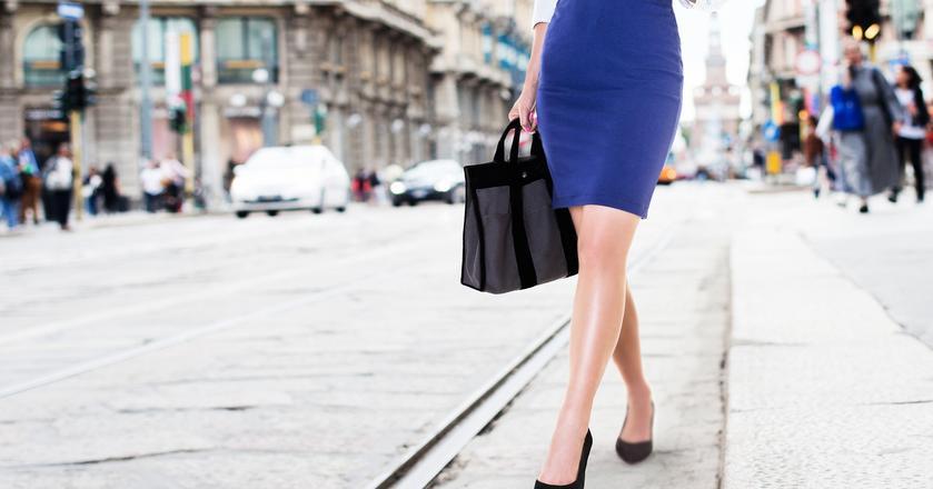 Dodatki stanowią istotną część udanej stylizacji biznesowej.