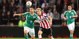 Legia - PSV na żywo. Start 21.05!