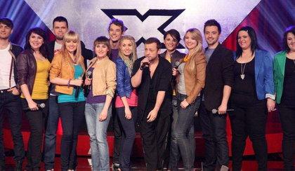Oto finaliści X-Factor. Foto