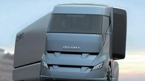 Isuzu T-Next: ciężarówka przyszłości