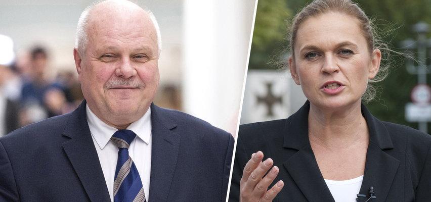 """Spięcie Dyducha z Nowacką. """"Powinna się zastanowić, czy bawić się w politykę"""""""