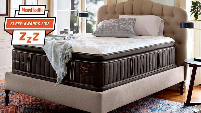 Guy Smarts The Stearns Foster Mattress Feels Like It Was Made For