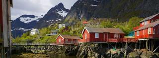 Norwegia nieznana. W listach, dziennikach, reportażach