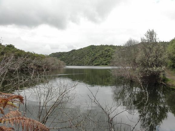Jezero Rotomahana