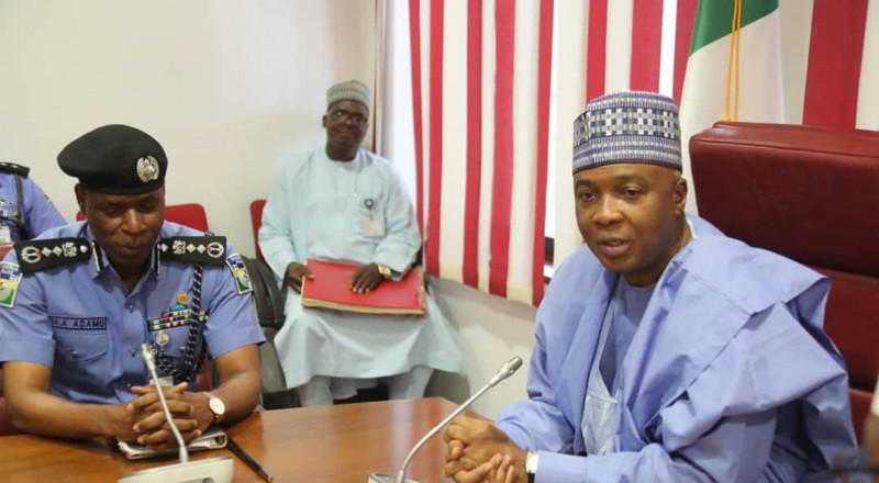 What Police IG told Senators behind closed doors