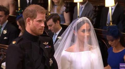 Glumica srpskog porekla zablistala na kraljevskom venčanju Megan Markl i princa Harija!