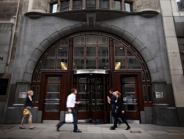 Siedziba Goldman Sachs w Londynie.