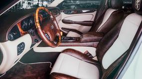 Jaguar XJ ze stylowym wnętrzem Vilnera