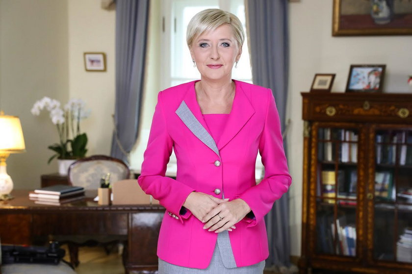 Prezes nie lubi Agaty Kornhauser – Dudy