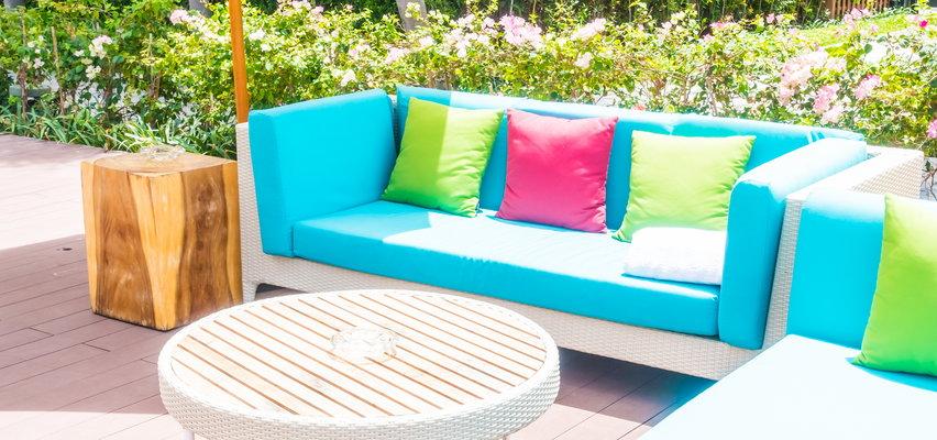 Wygodne meble i leżaki do ogrodu i na balkon! Zgarnij zniżki od Faktu!