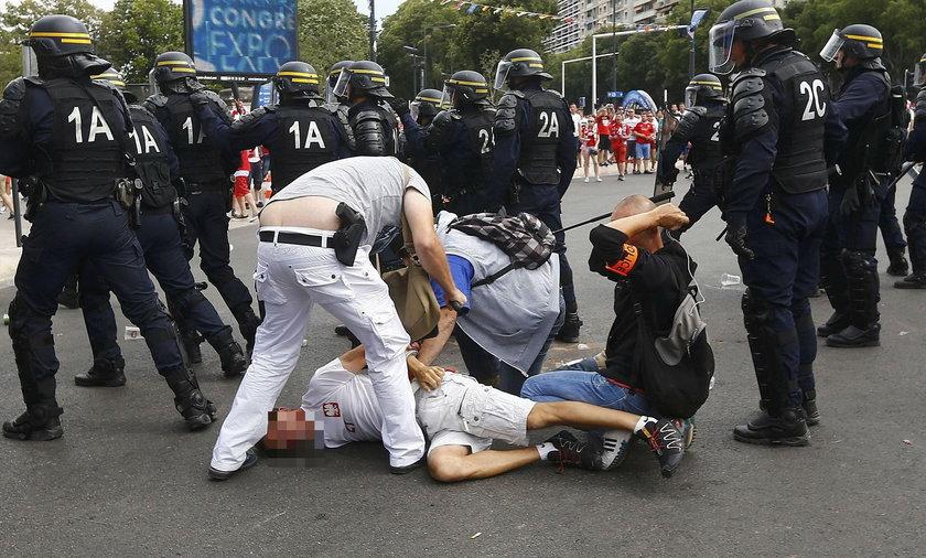 Polscy kibice zostali skazani na kary więzienia za udział w zamieszkach przed meczem Polska - Ukraina