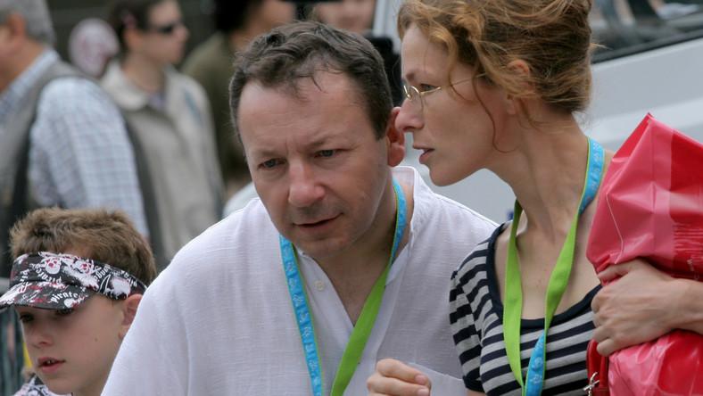 Aleksandra Justa, Zbigniew Zamachowski