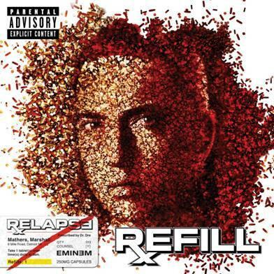 """Już 1 grudnia reedycja """"Relapse"""" Eminema z pięcioma nieznanymi kawałkami"""
