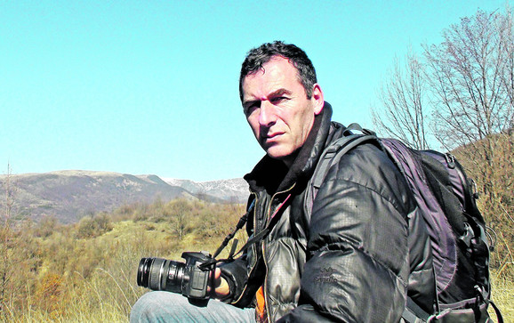Vladimir Manić (59) strastveni zaljubljenik u prirodu