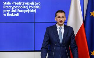 Morawiecki: Kolejne dymisje wiceministrów - w poniedziałek. Chcę 'odchudzić' rząd