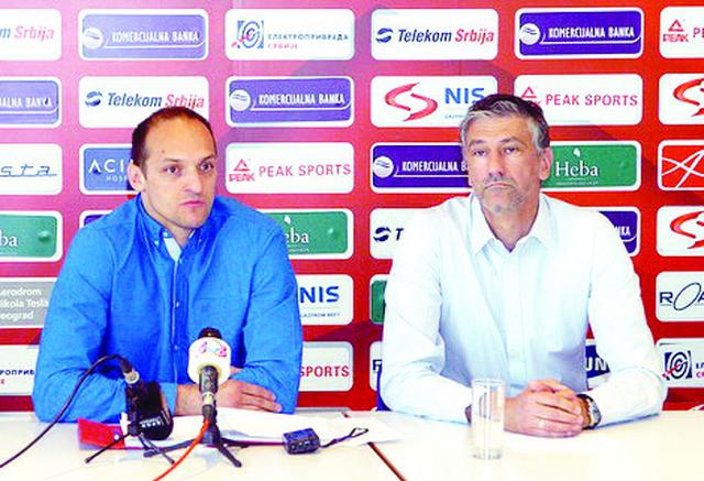 Igor Rakočević i Vladimir Kuzmanović
