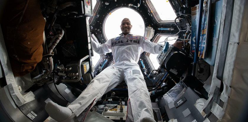 Astronauci w niebezpieczeństwie. Ze stacji wycieka tlen!