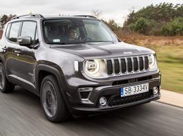 "Jeep Renegade 1.3 GSE T4 Turbo Limited – Jeep, ale ""ośka"" | TEST"