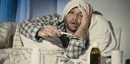 """""""Męska grypa"""" faktycznie istnieje! Naukowcy to udowodnili"""
