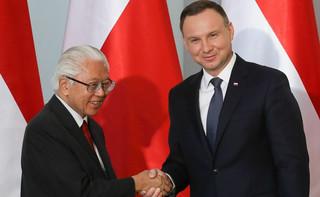 Prezydent: We współpracy z Singapurem drzemie ogromny potencjał