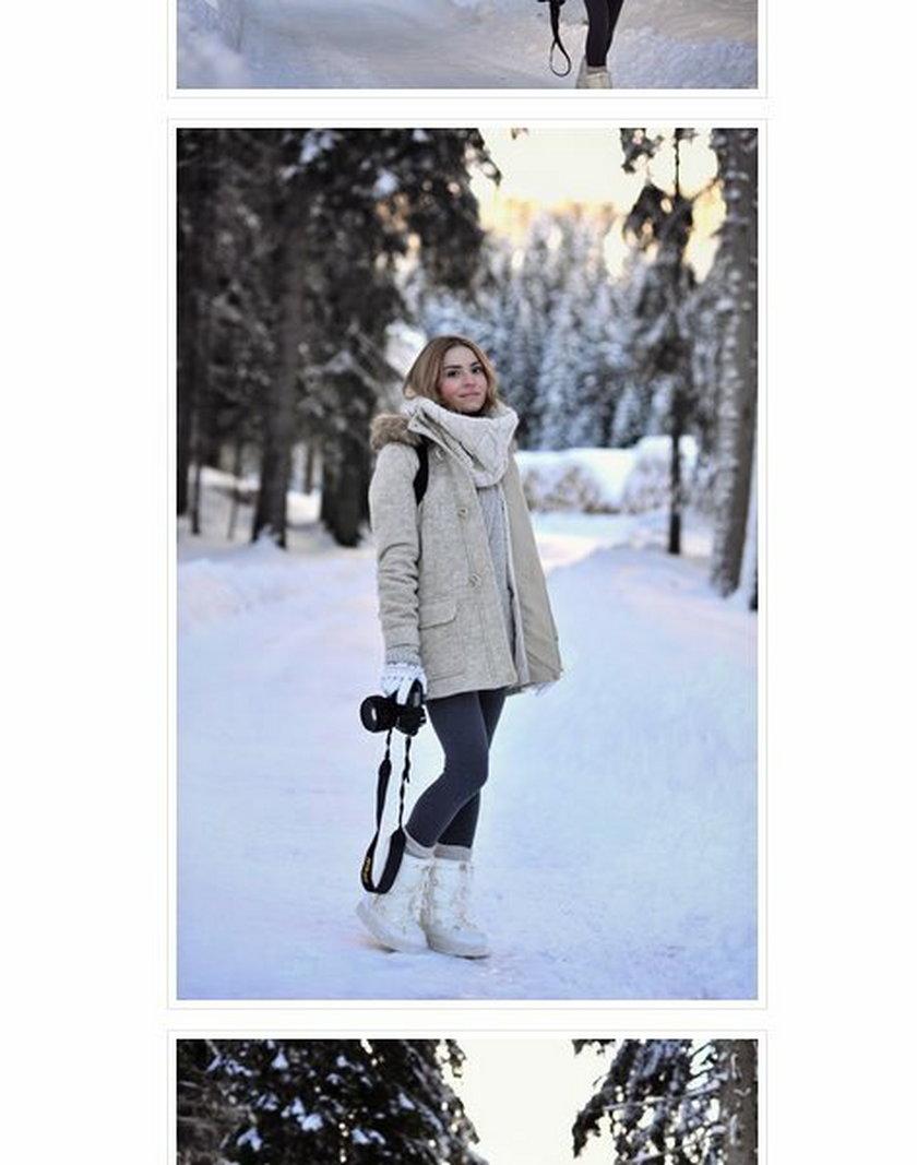 Kasia Tusk blog Moon Boots