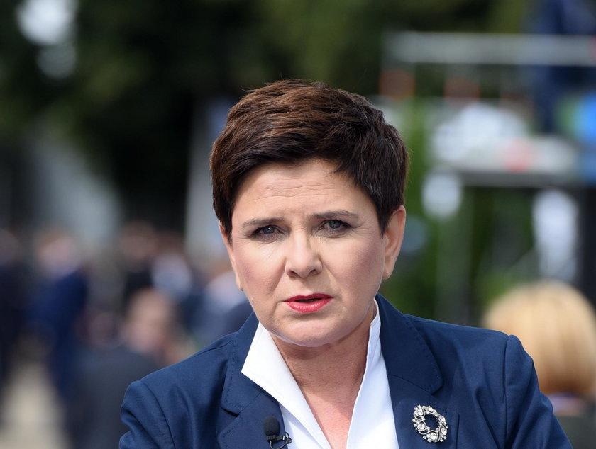 Beata Szydło i komitet społeczny zajmuje się propozycjami