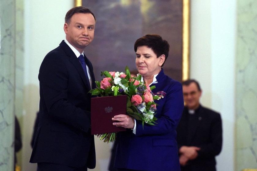 Zmiana na stanowisku premiera