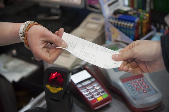 Fiskalne račune uglavnom uzimaju stariji sugrađani