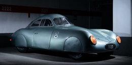 Auto Hitlera wjechało na aukcję. Potem coś poszło bardzo źle
