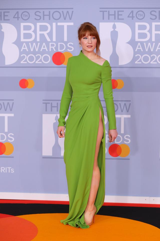 Brit Awards 2020: Nicola Roberts