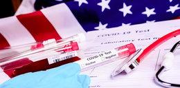Amerykanie wstrzykują sobie chemikalia. Tak chronią się przed wirusem