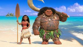 """""""Vaiana: Skarb oceanu"""" wciąż na szczycie amerykańskiego box office'u"""