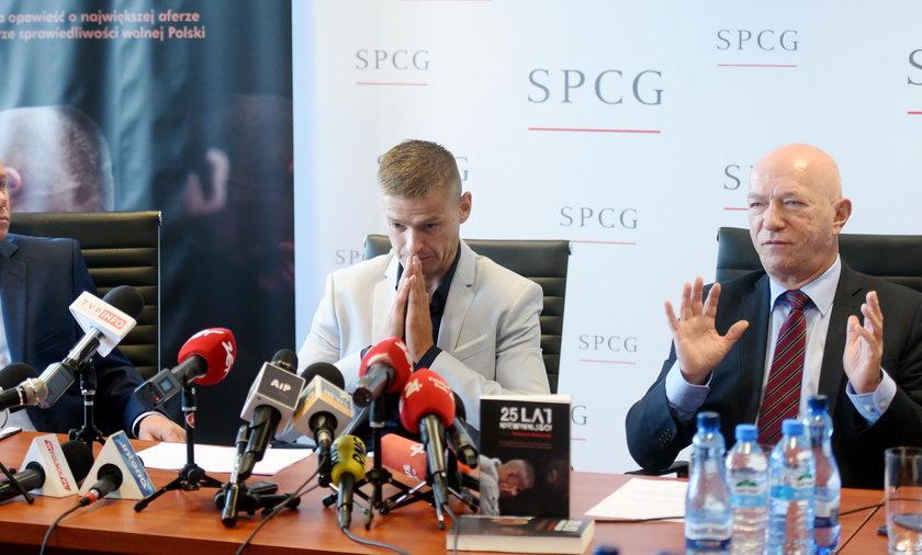 Tomasz Komenda będzie żądał 18 milionów złotych odszkodowania