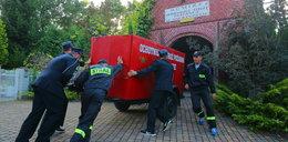 Zbieramy pieniądze na wóz strażacki