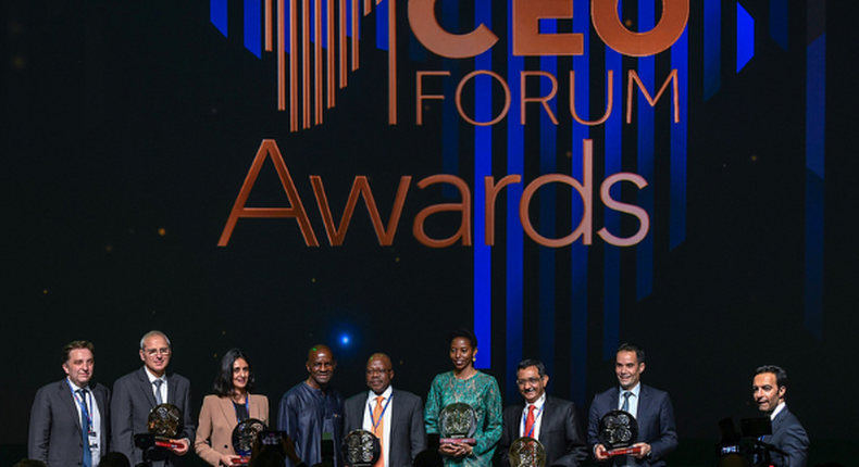 Africa CEO Forum Awards