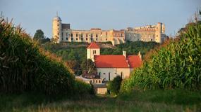 Zamek w Janowcu - historia i legendy o potężnej ruinie nad Wisłą naprzeciwko Kazimierza Dolnego