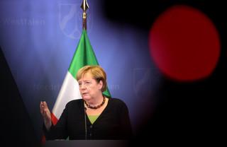 Merkel chce rozmów z talibami na temat dalszej ewakuacji z Afganistanu