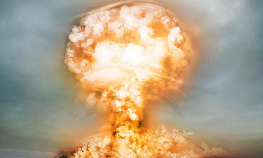 Na Warszawę miała spaść bomba atomowa