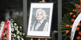 Ostatnia droga Papcia Chmiela. Wielki artysta żegnany z honorami. ZDJĘCIA