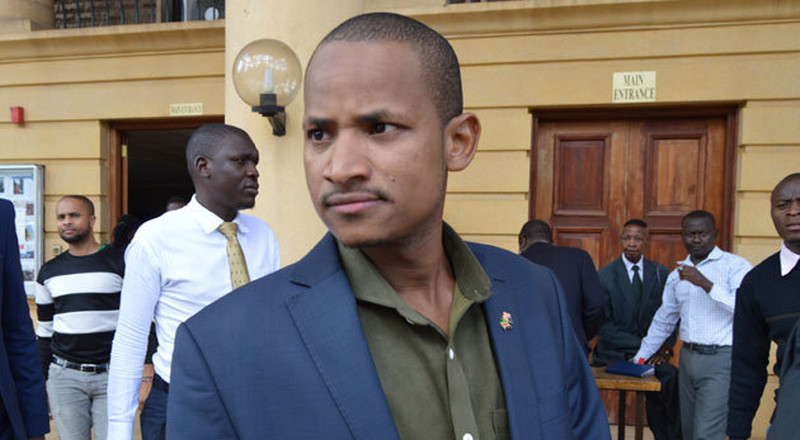 "Babu Owino's Tweet on being ""the future of Kenya"" backfires badly"