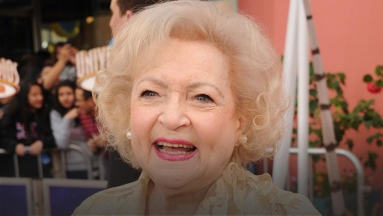 Betty White (fot. Getty Images)
