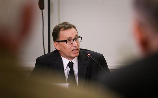 Kandydat na prezesa IPN dr Jarosław Szarek odpowiada na pytania kolegium IPN