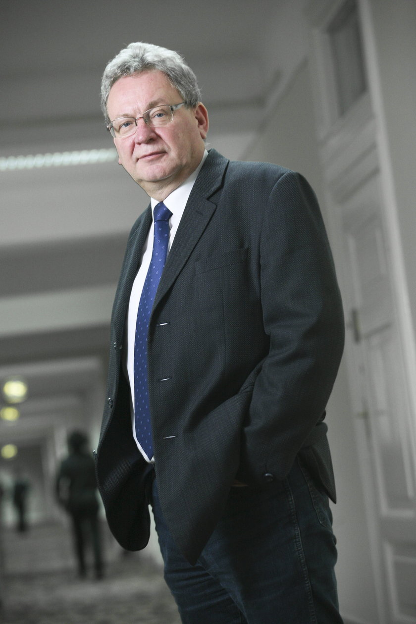 Sejmowi krezusi