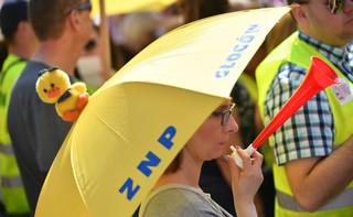 Nadchodzi czas przedwyborczych protestów. Nauczyciele, policjanci, rolnicy chcą zmusić rząd do ustępstw