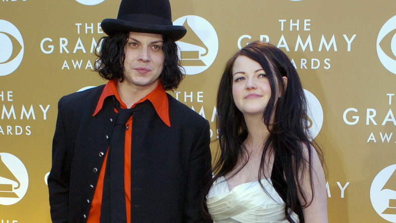 White Stripes, czyli Jack i Mary White
