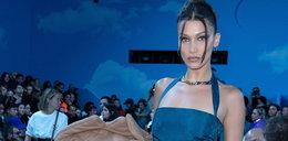 Bella Hadid w Paryżu. Zadała szyku czy zaliczyła wpadkę?