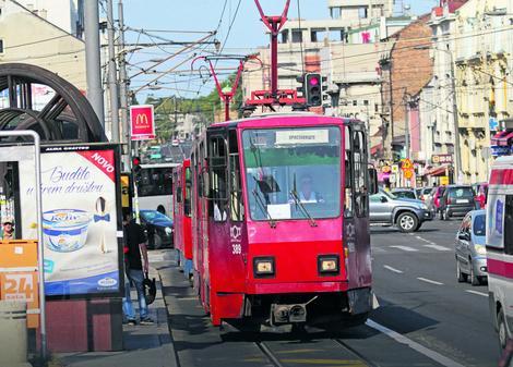 Najveće promene pretrpeće tramvaji