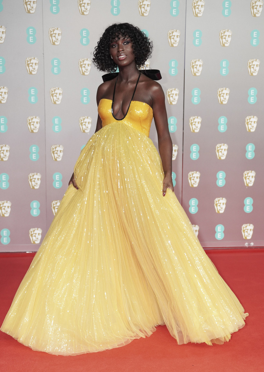 Jodie Turner-Smith / SplashNews.com/East News