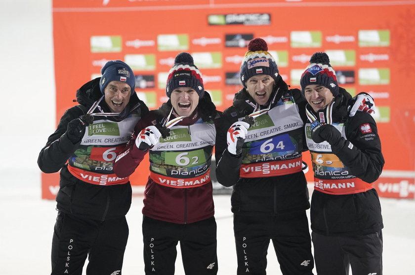 W turnieju Polskę będzie reprezentowało siedmiu skoczków.