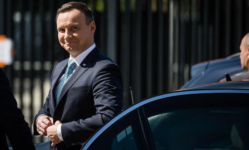 Andrzej Duda podpisał ustawę o TK